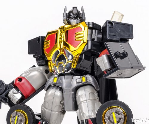 Super Fire Convoy (Black)