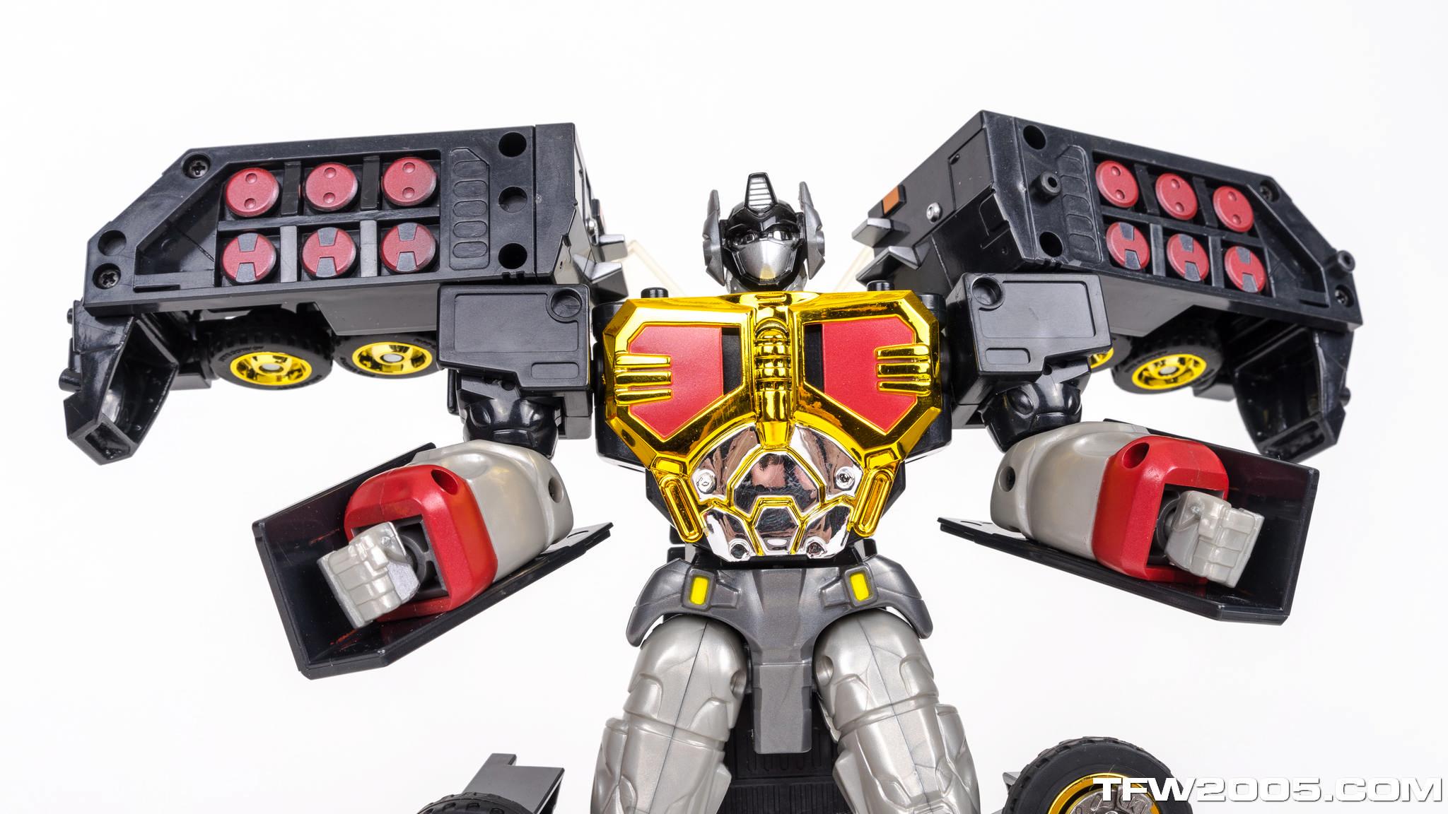 Black Super Fire Convoy 017