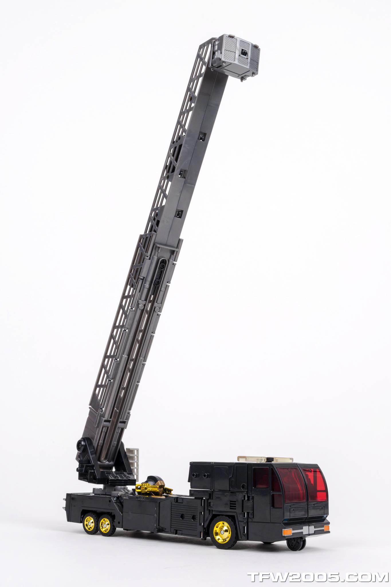 Black Super Fire Convoy 080