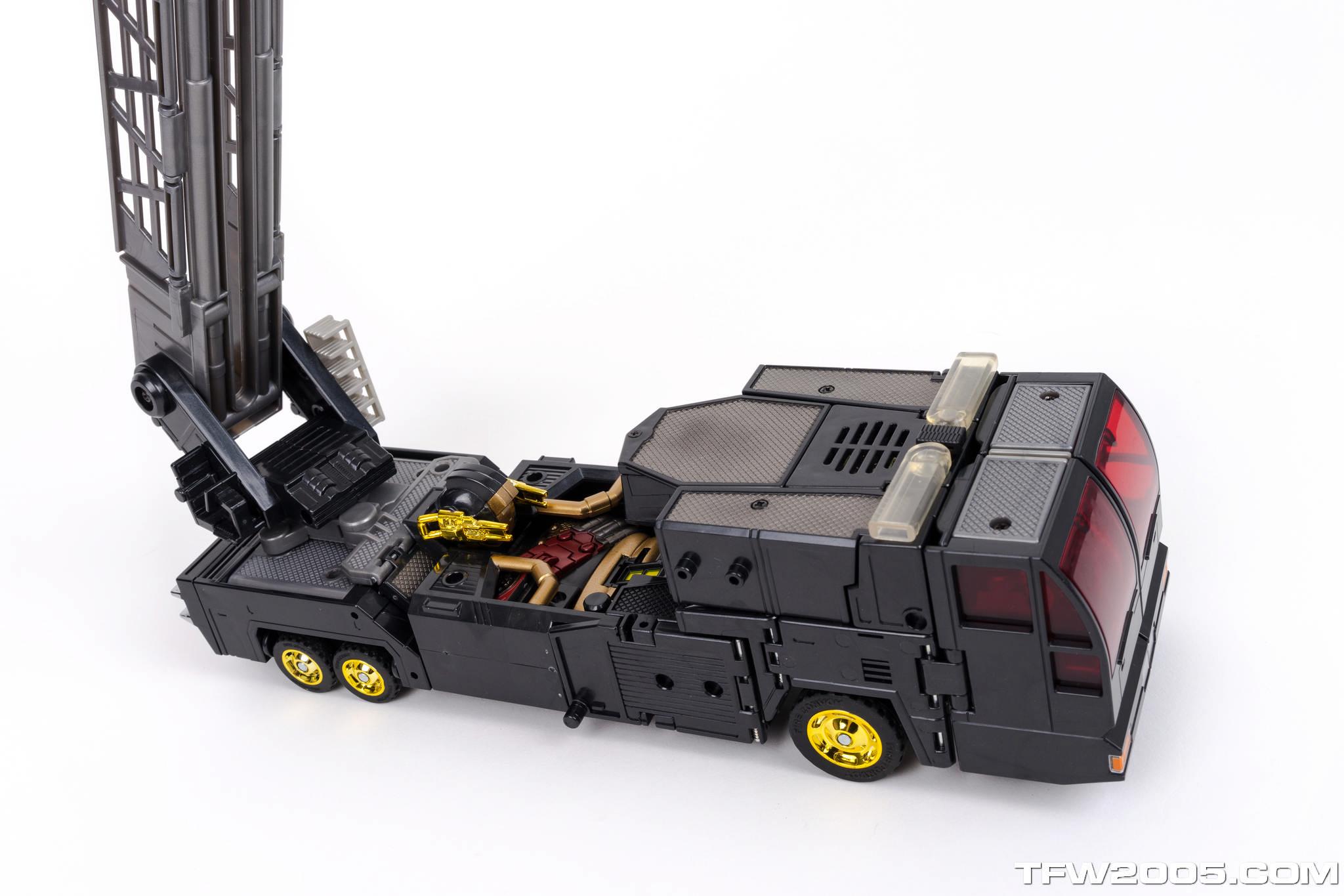 Black Super Fire Convoy 081