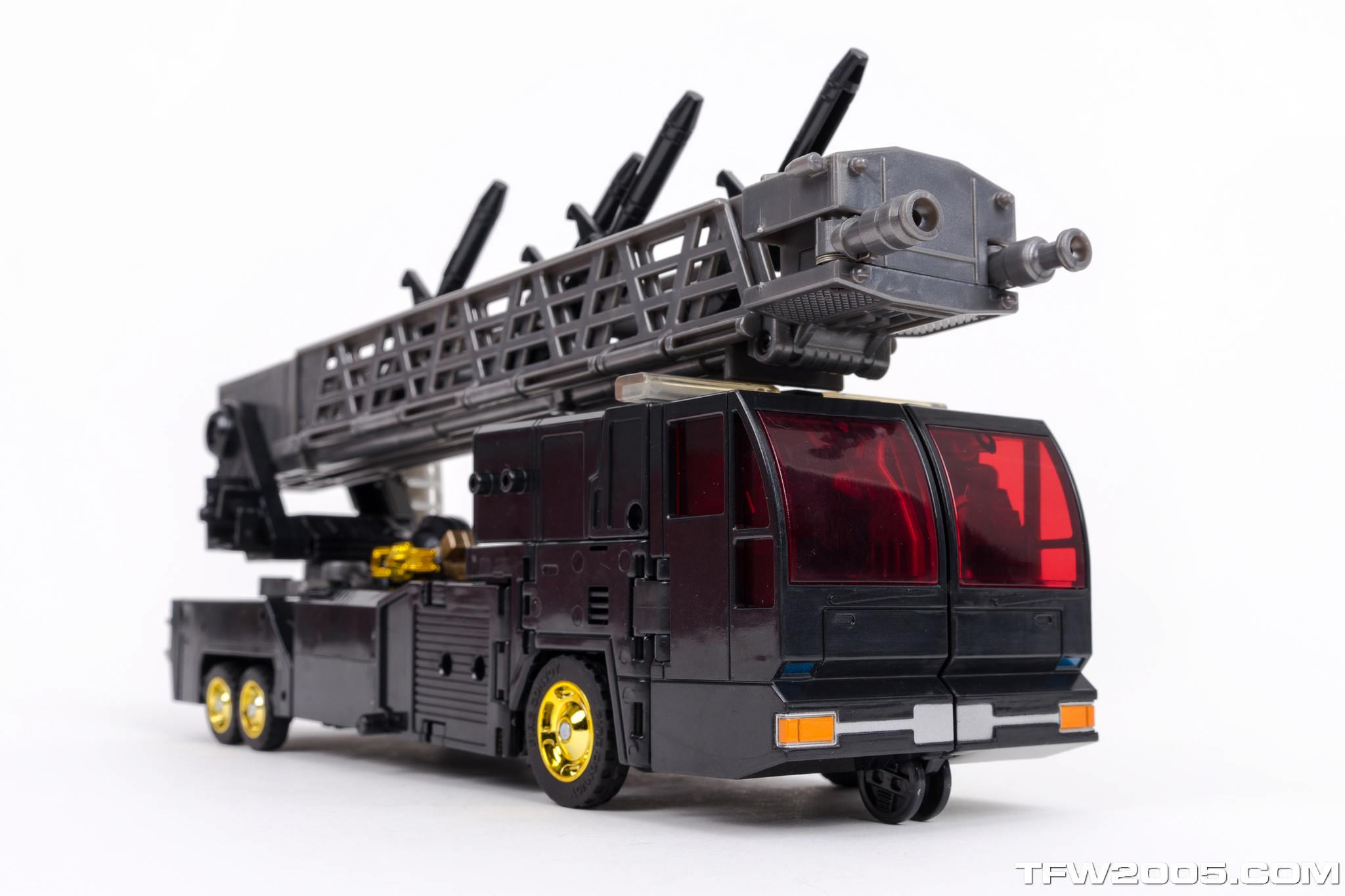 Black Super Fire Convoy 084