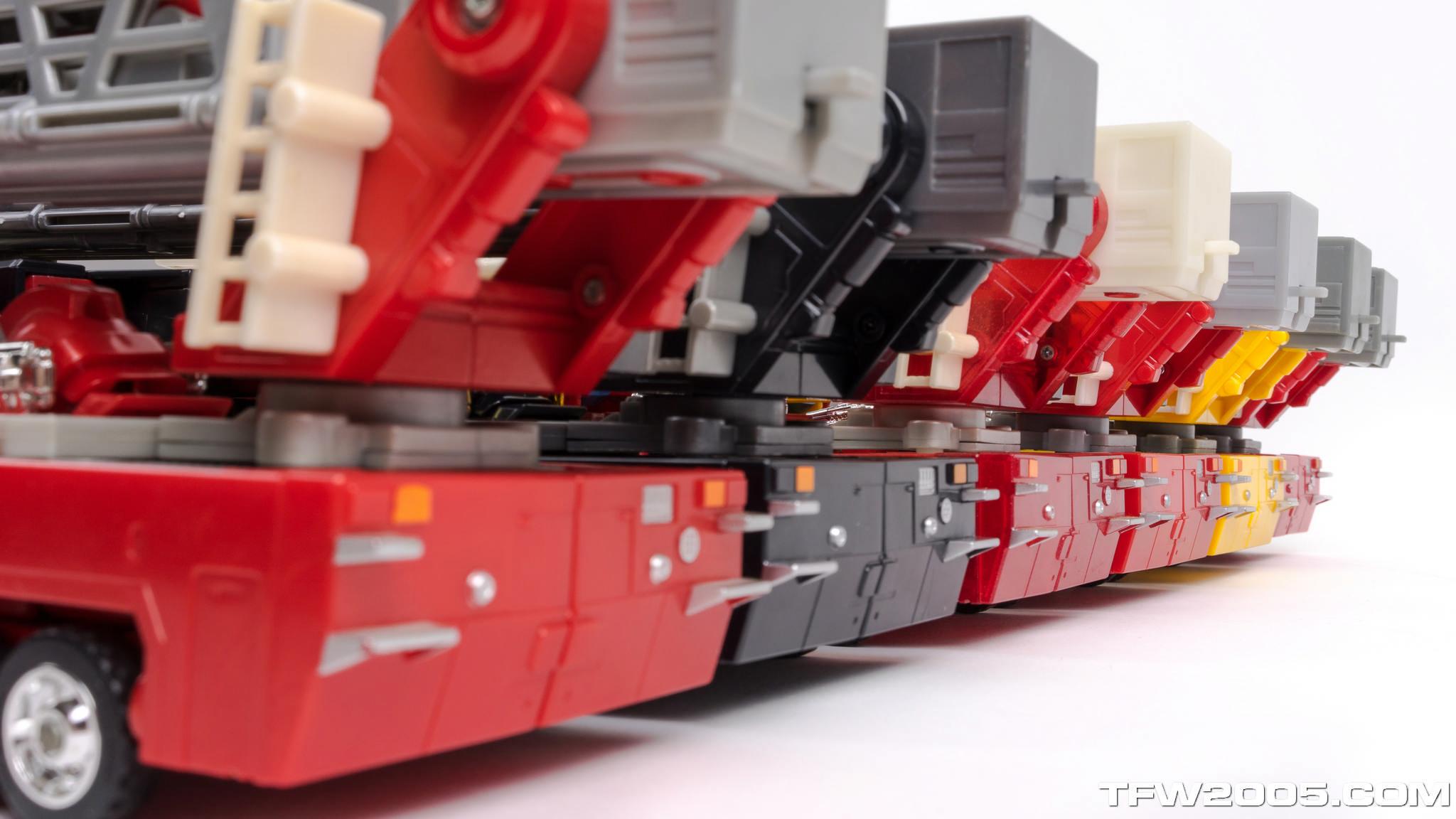 Black Super Fire Convoy 100