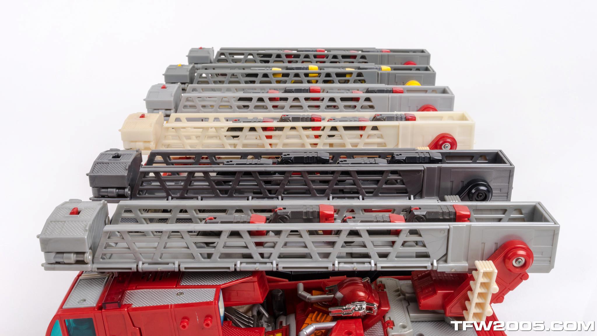 Black Super Fire Convoy 101