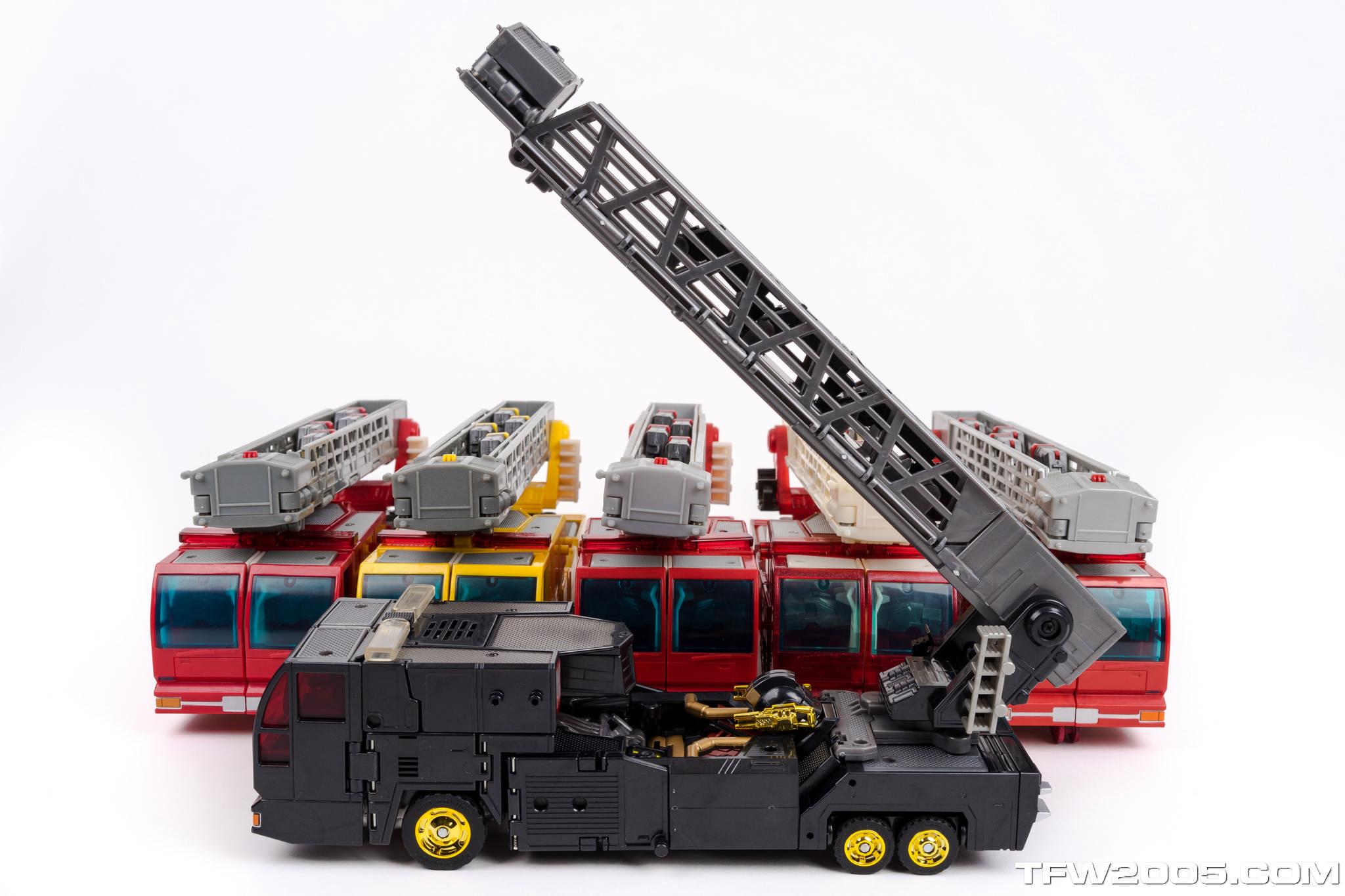 Black Super Fire Convoy 104