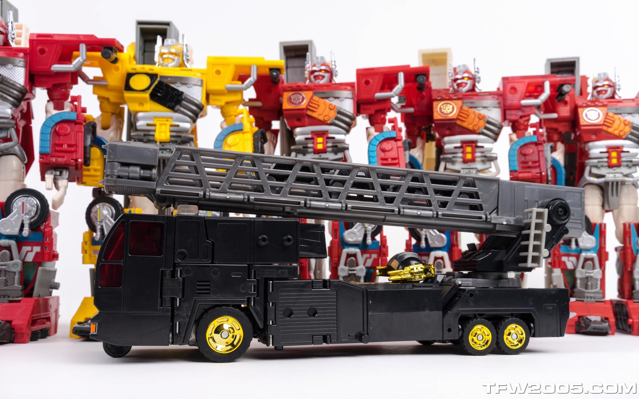 Black Super Fire Convoy 106