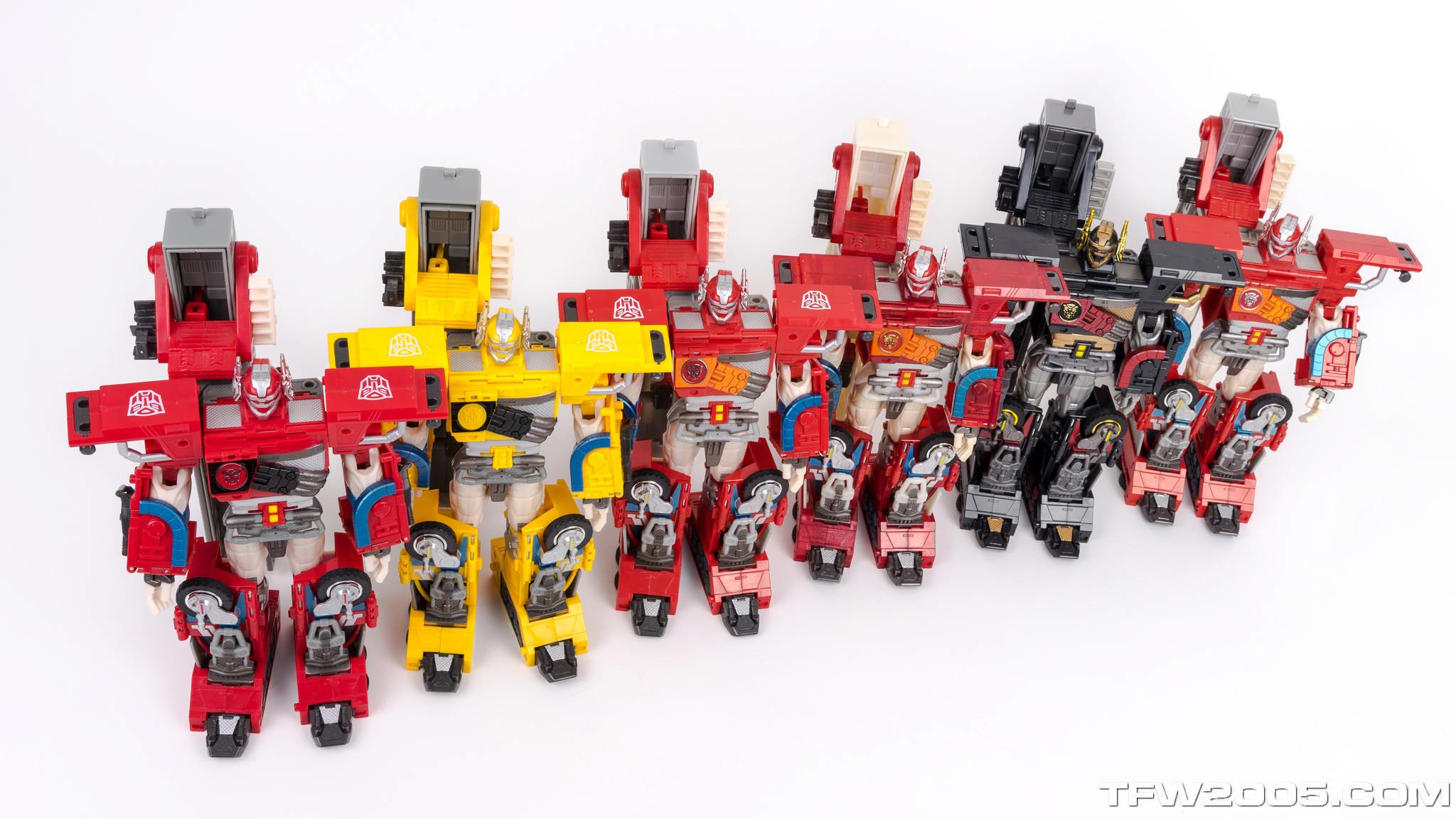 Black Super Fire Convoy 110