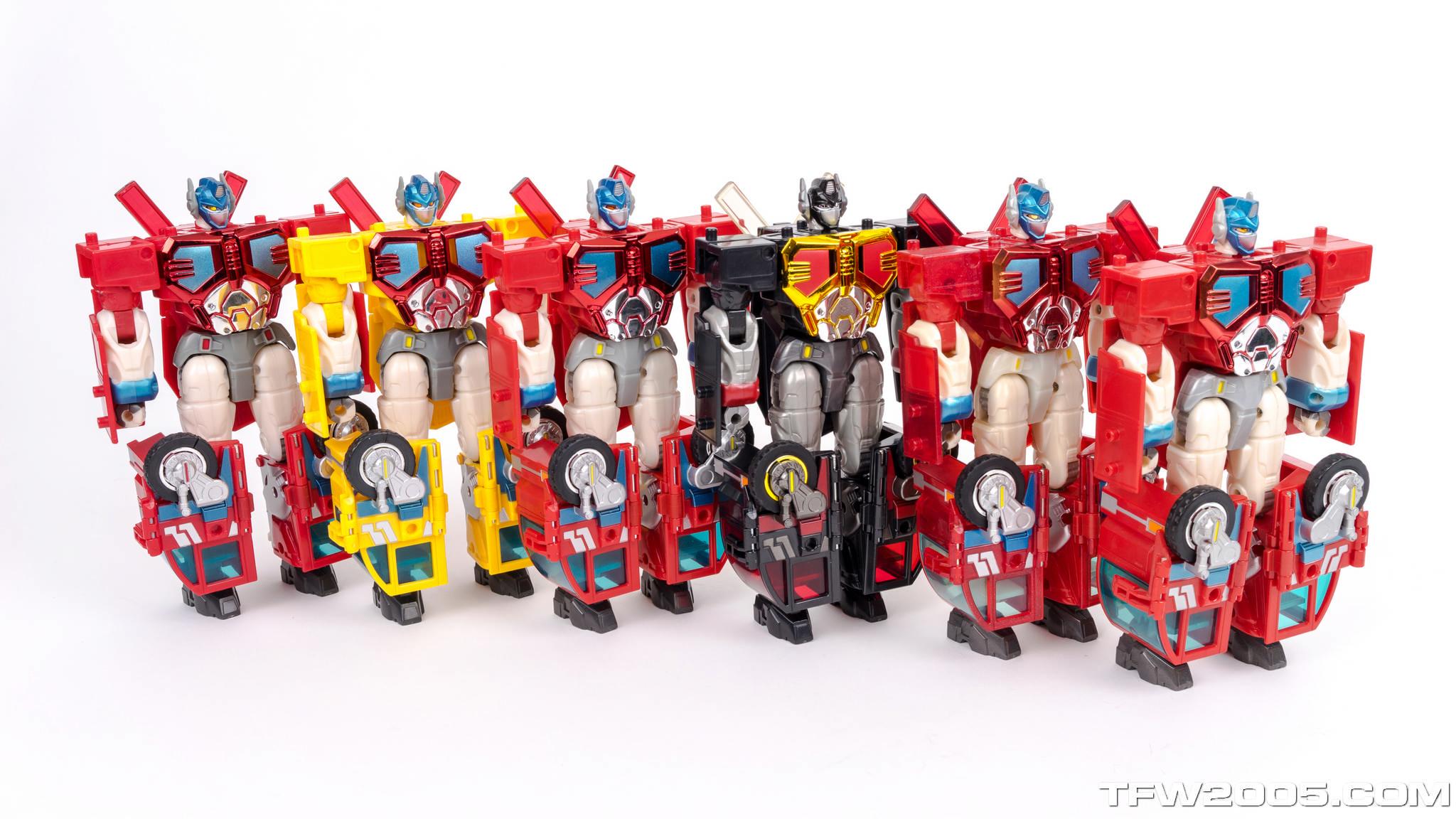 Black Super Fire Convoy 127