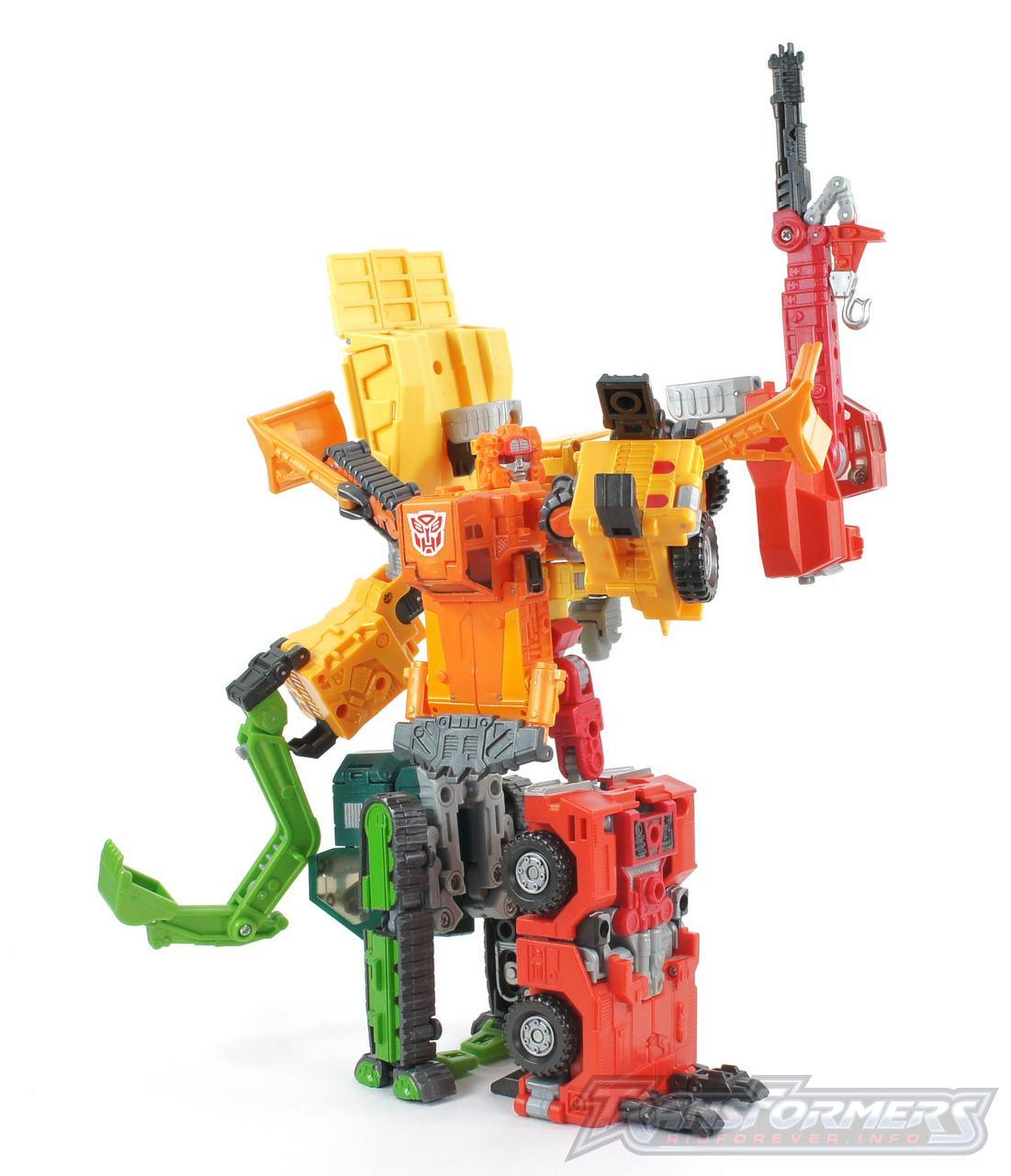Build King 006