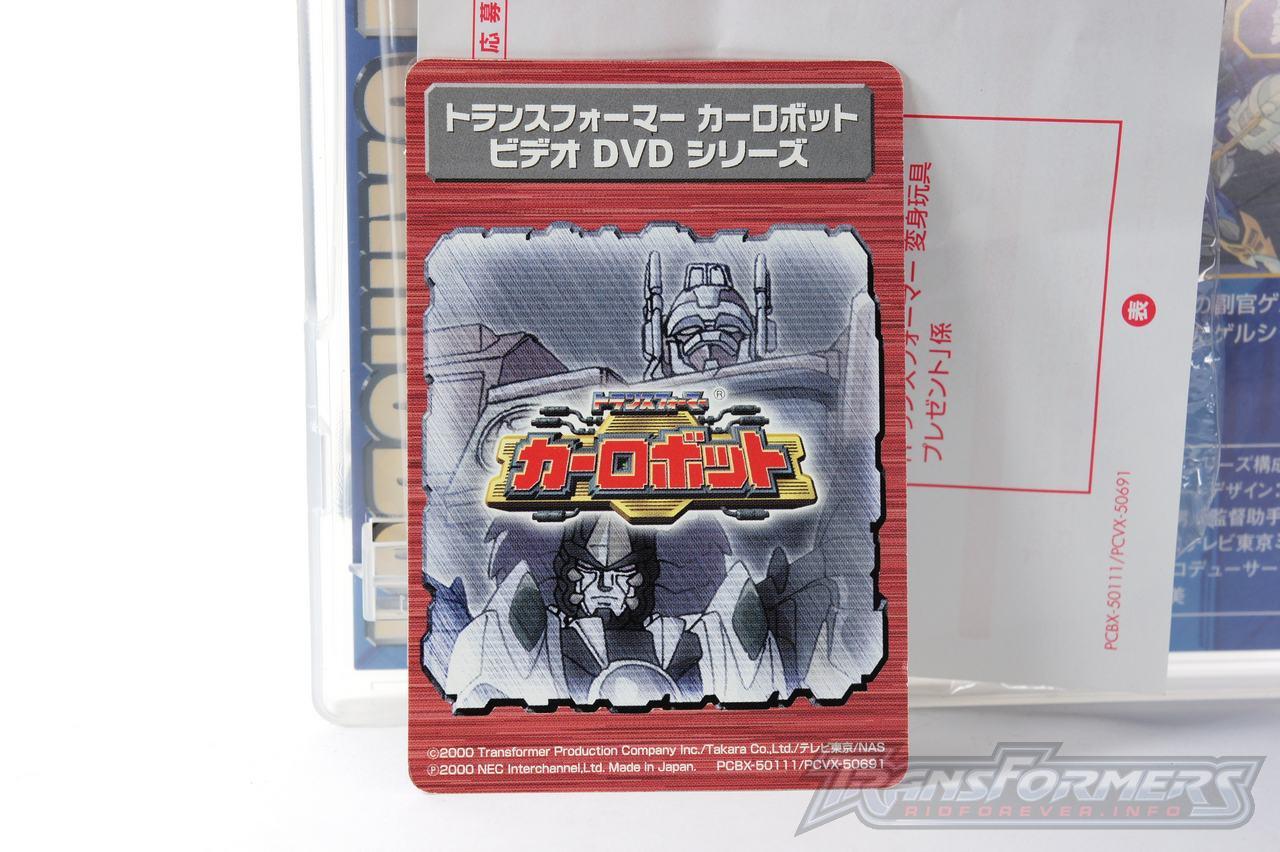 Car Robots DVDs-005