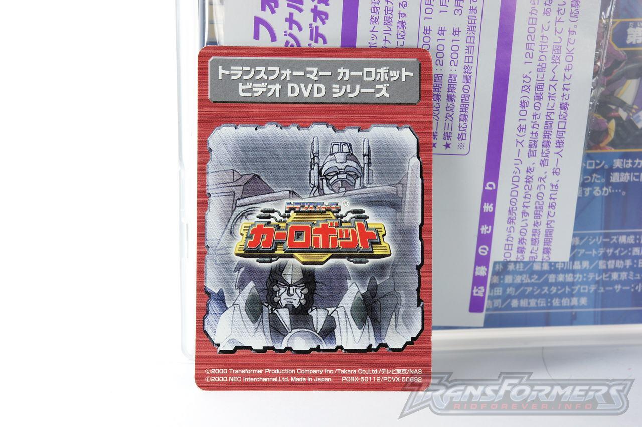 Car Robots DVDs-012