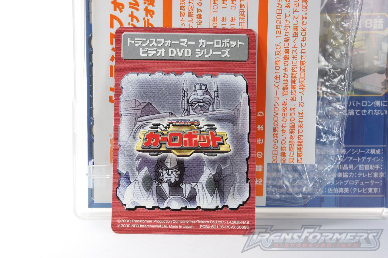 Car Robots DVDs-027
