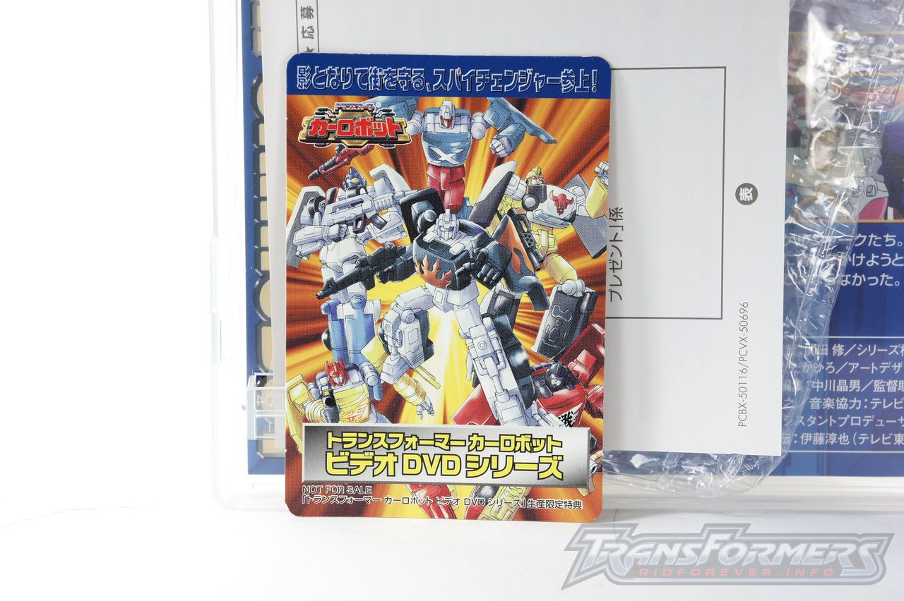 Car Robots DVDs-031