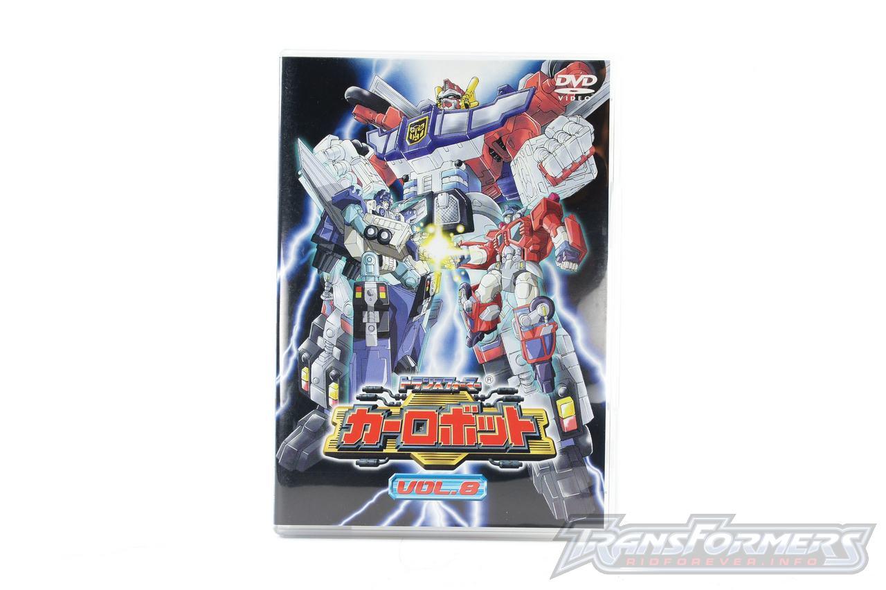 Car Robots DVDs-038