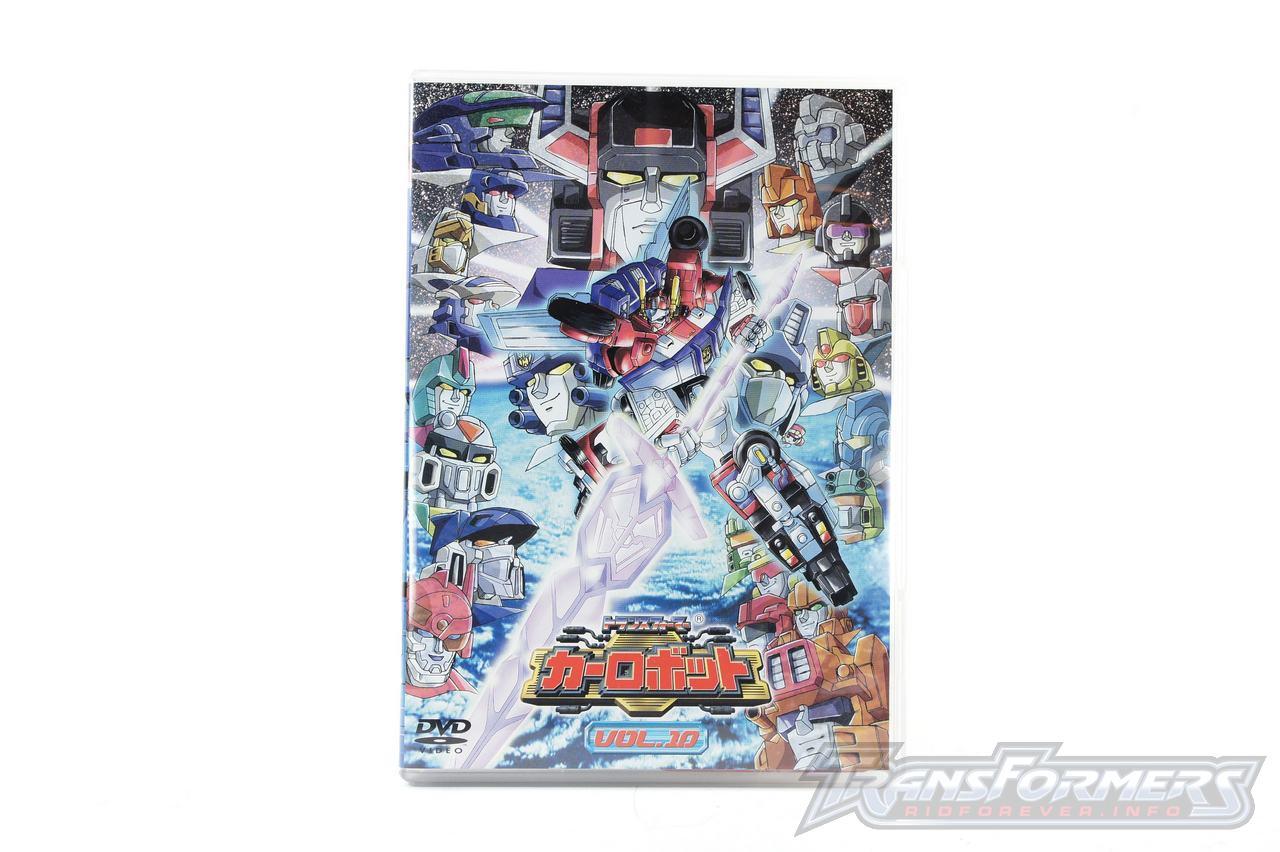Car Robots DVDs-048