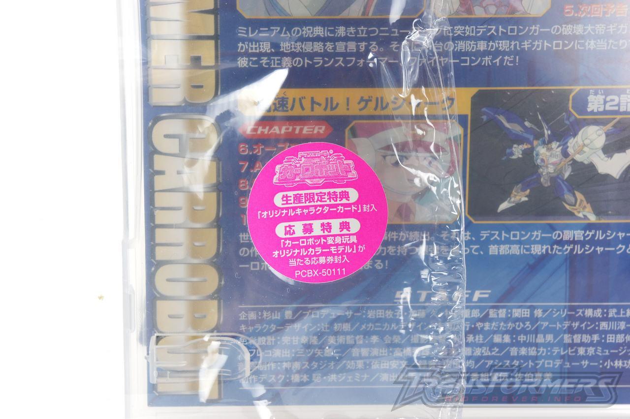 Car Robots DVDs-054