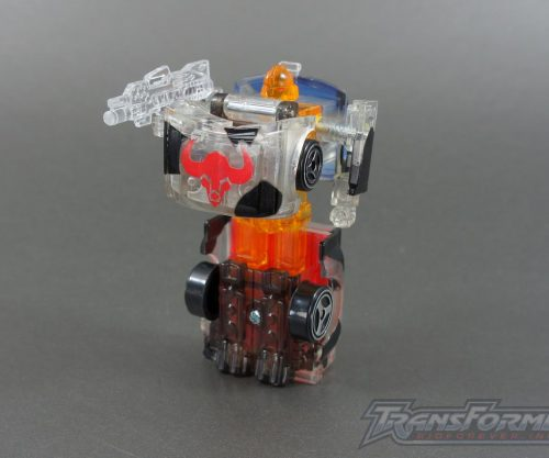 Ironhide (Clear)
