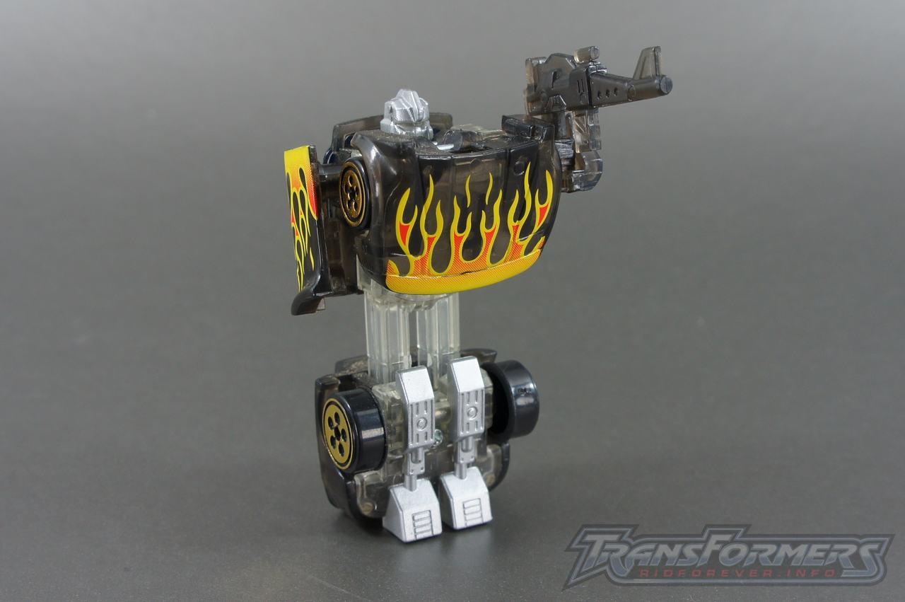 Clear KB Hot Shot-005