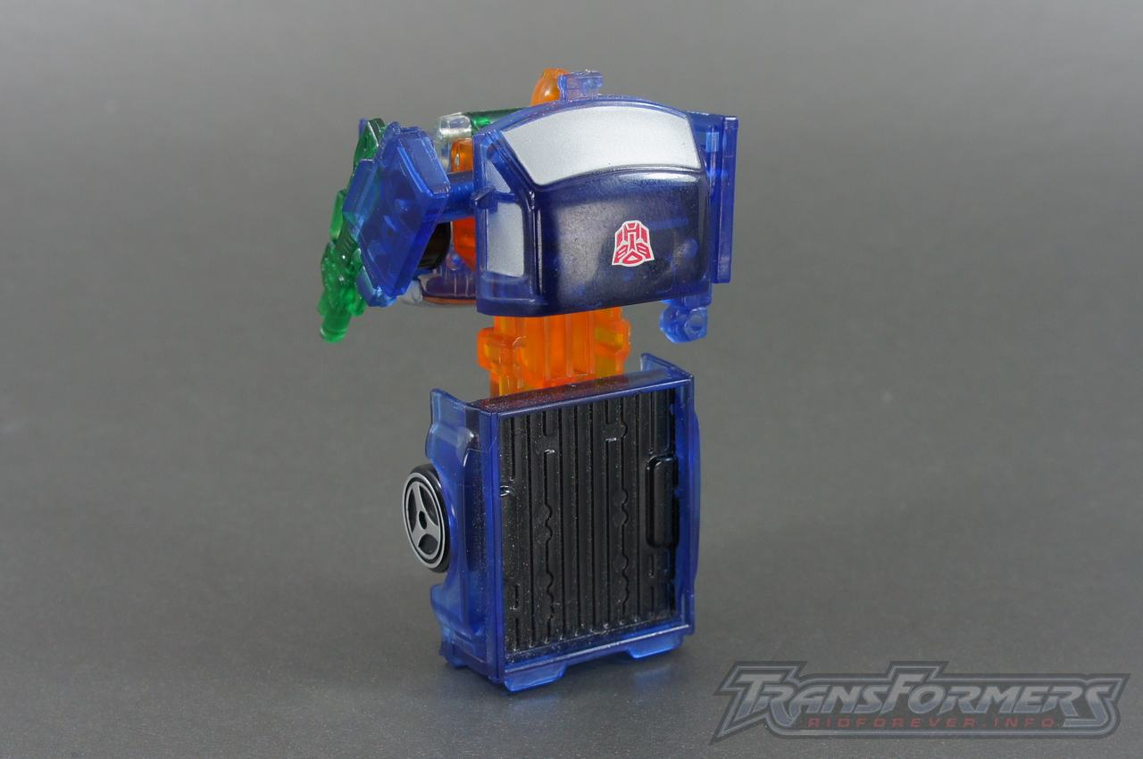 Clear KB Ironhide-007