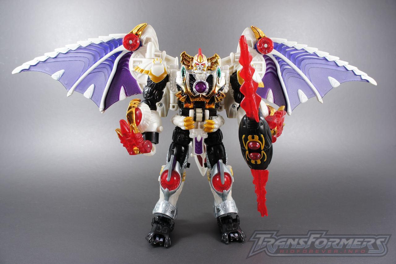 Devil Gigatron Robot 007