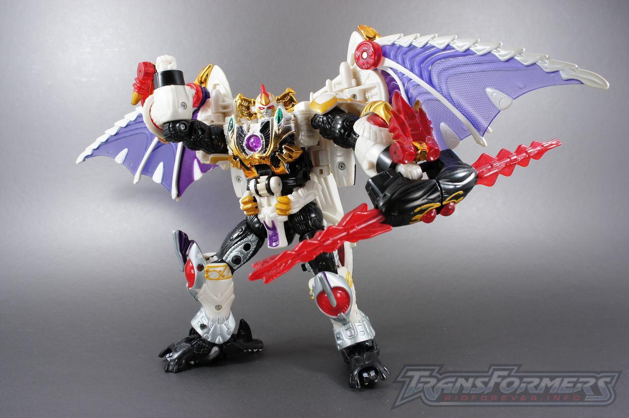 Devil Gigatron Robot 008
