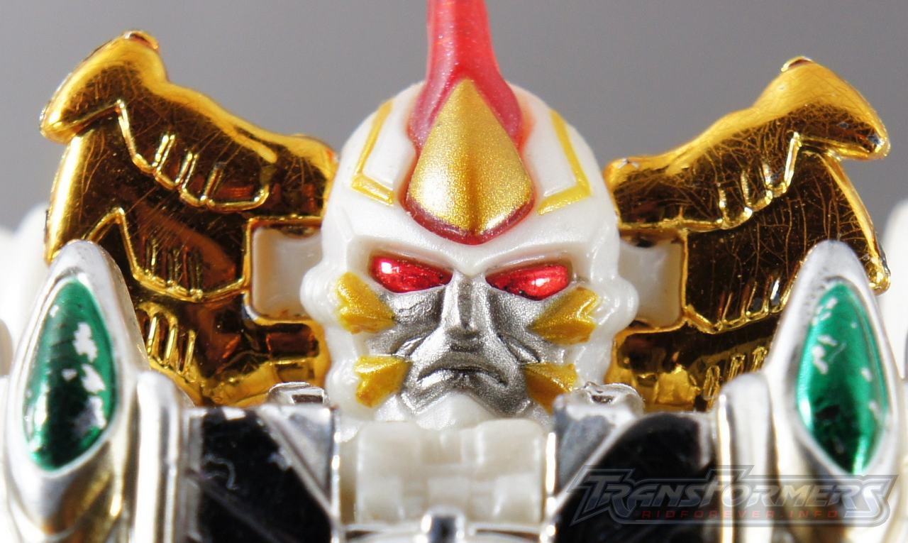 Devil Gigatron Robot 012
