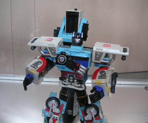 Defensor (Botcon / OTFCC) (Unreleased)