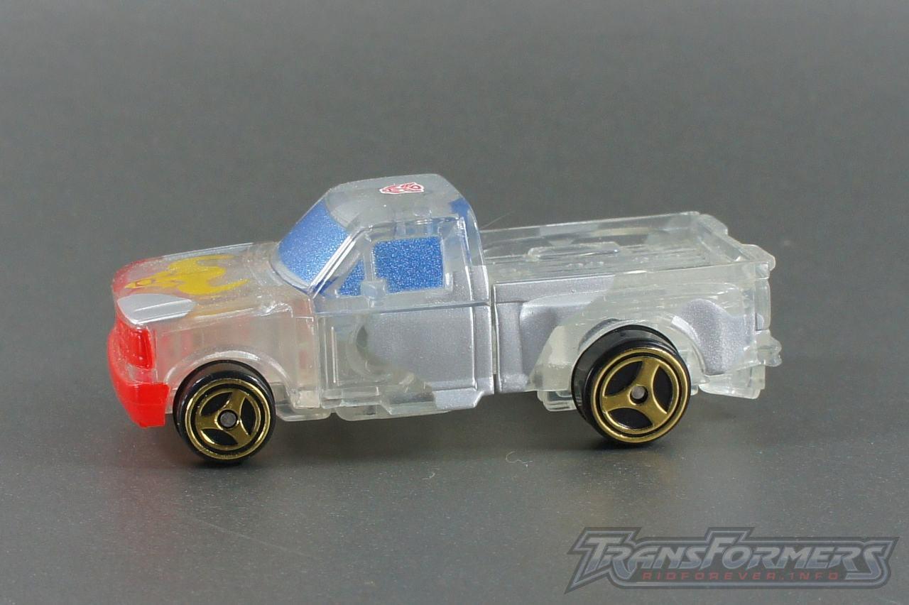 Super Clear Ox-002