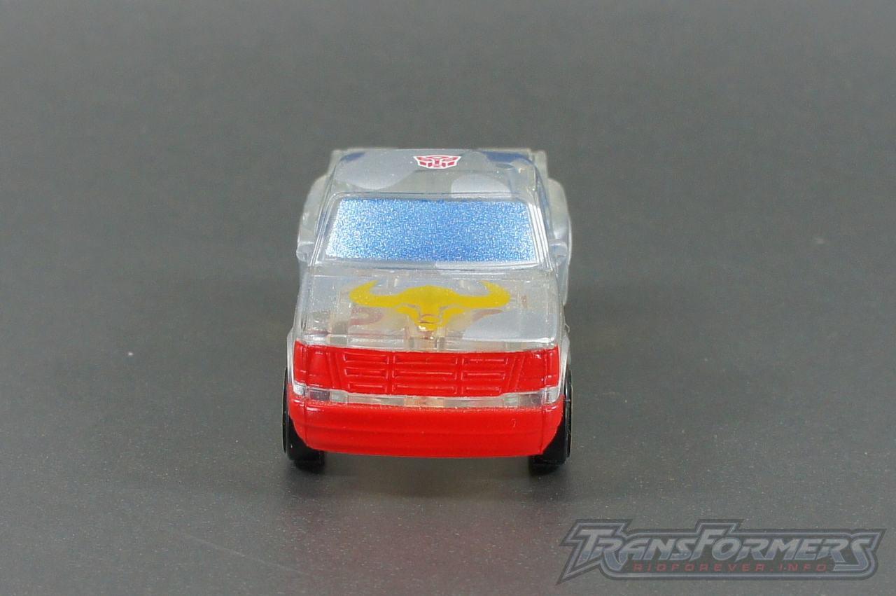 Super Clear Ox-003
