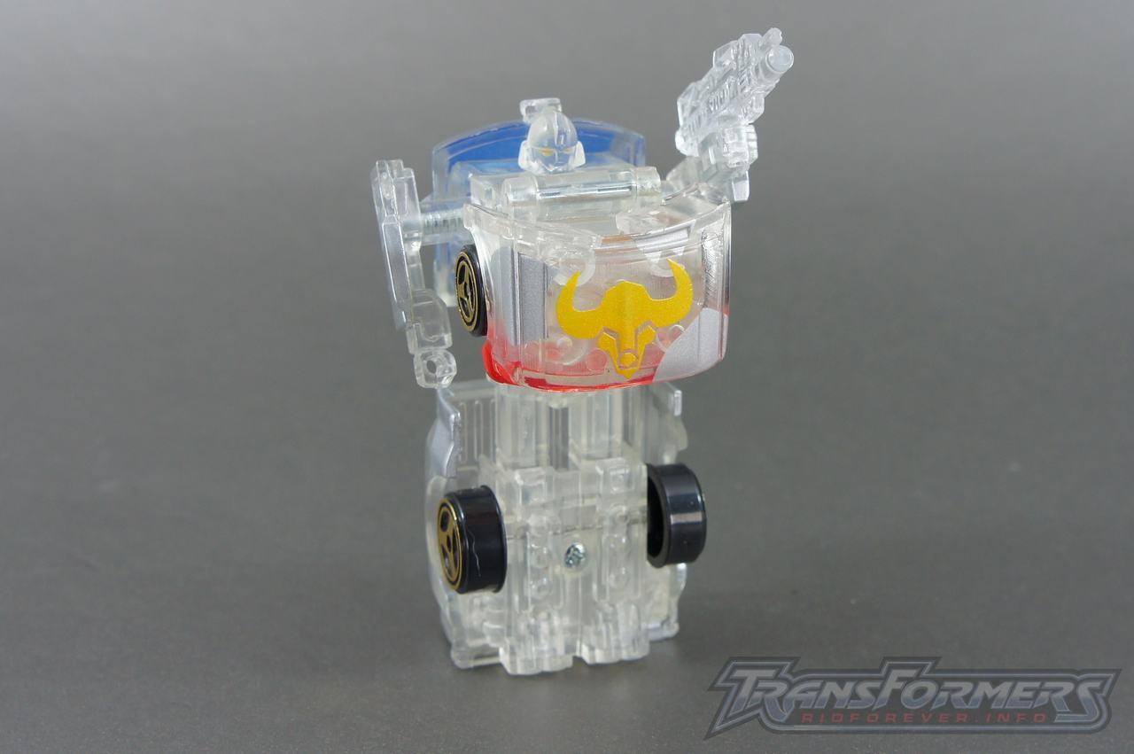 Super Clear Ox-005