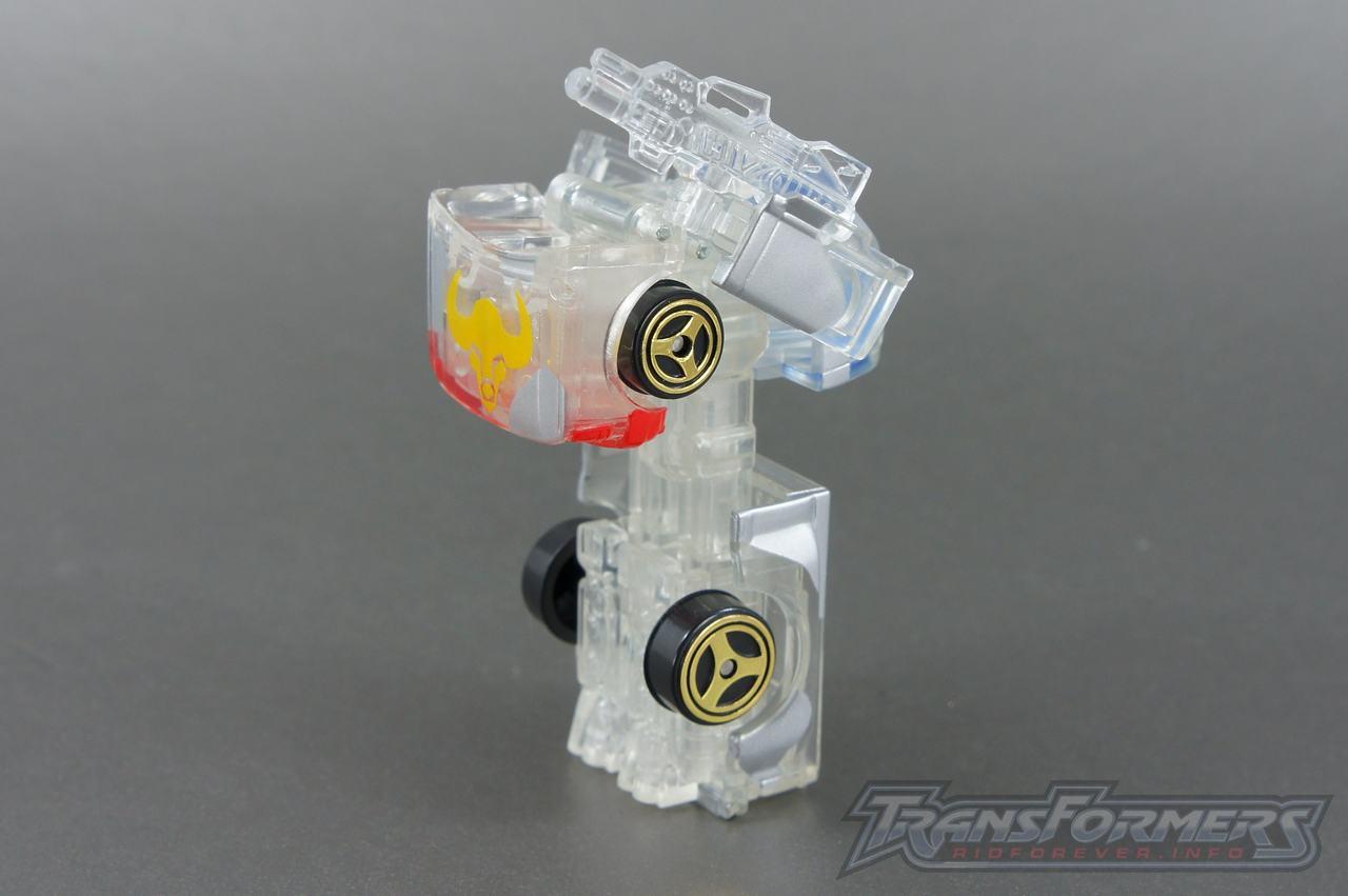 Super Clear Ox-006