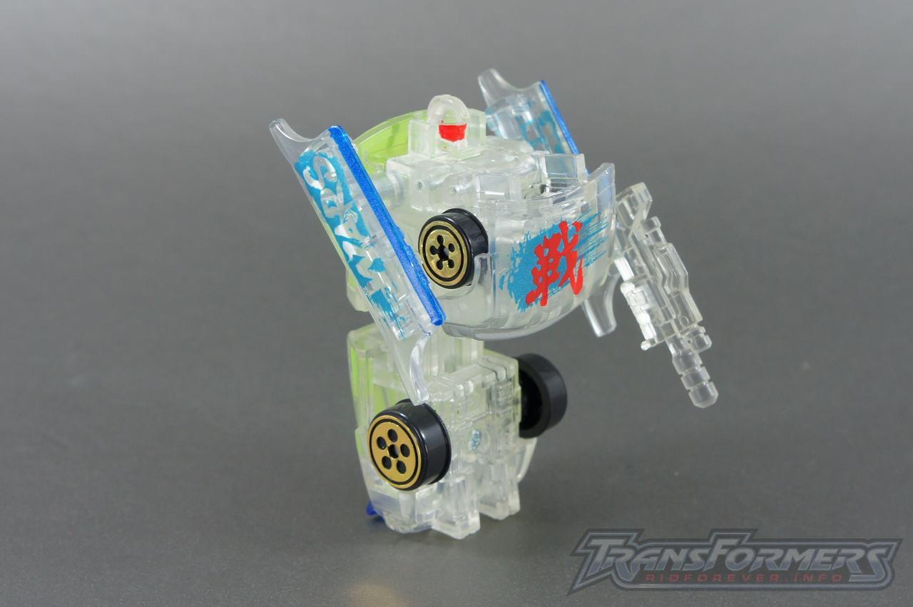 Super Clear WARS-006