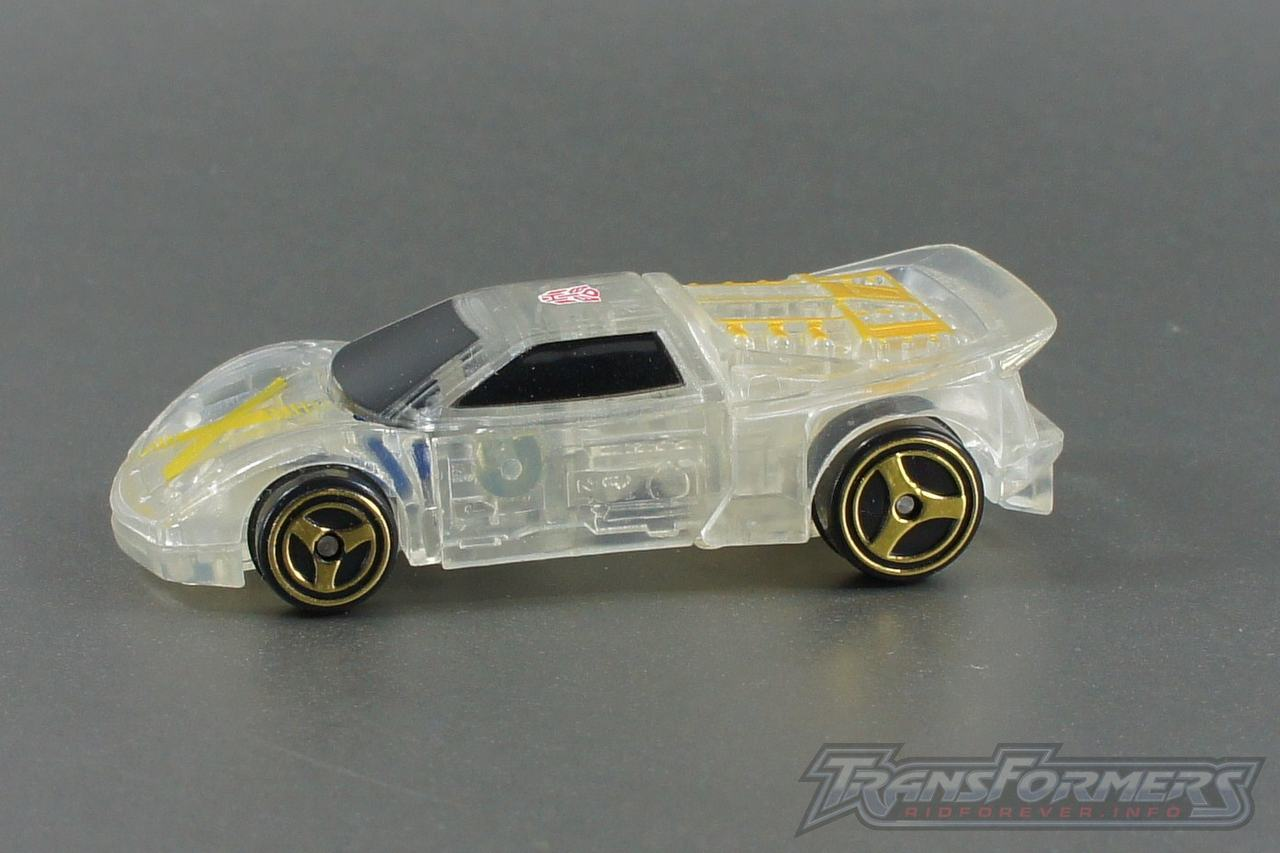 Super Clear X-Car-002
