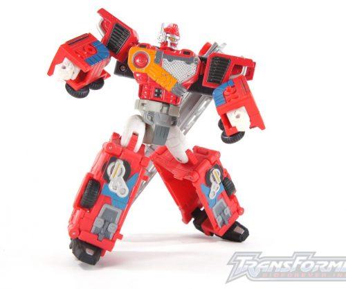 Optimus Prime (Titanium)