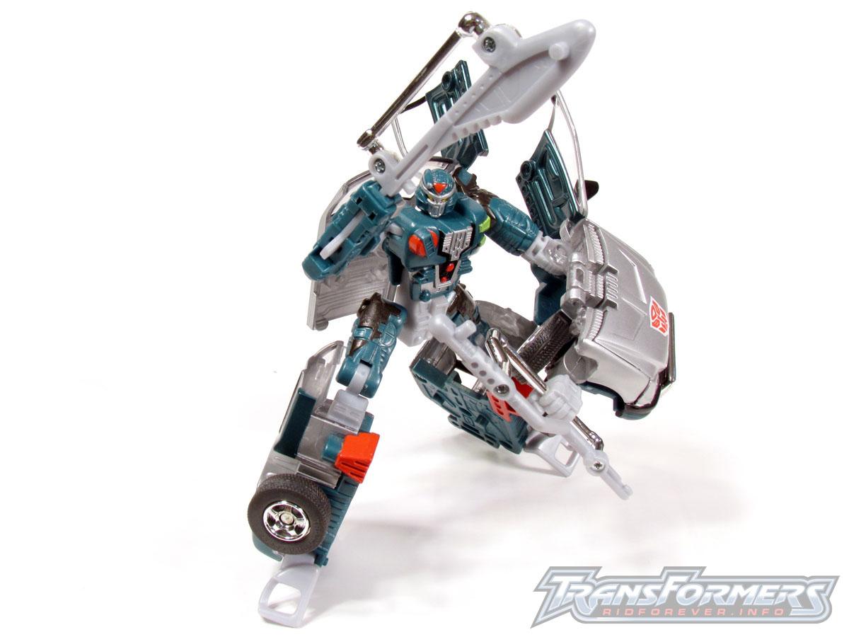 X-Brawn 009