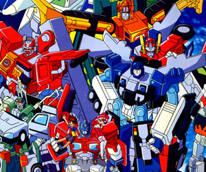 Transformers Robots In Disguise Characters
