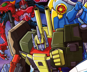 Transformers Robots In Disguise Episode Credits