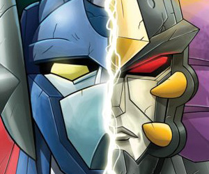 Transformers RID & CR Episode Names