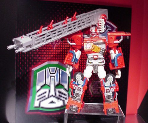 Toy Fair 2001 RID Images