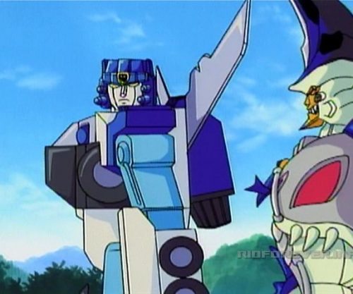 27 The Two Faces of Ultra Magnus
