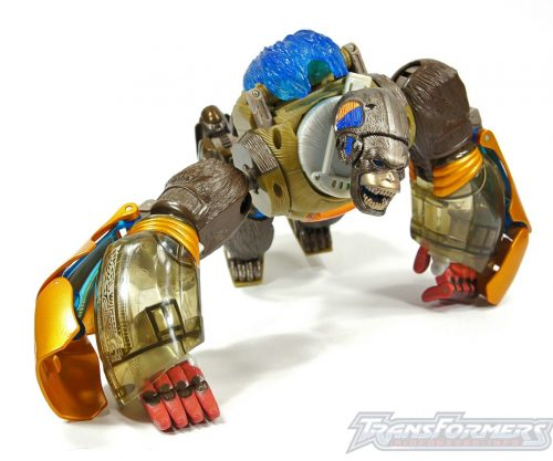 Optimus Primal (Air Attack)