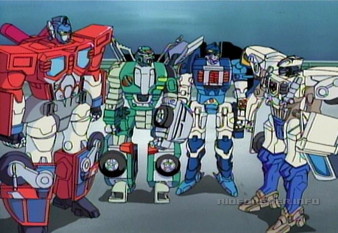 Autobot Team Shots 015