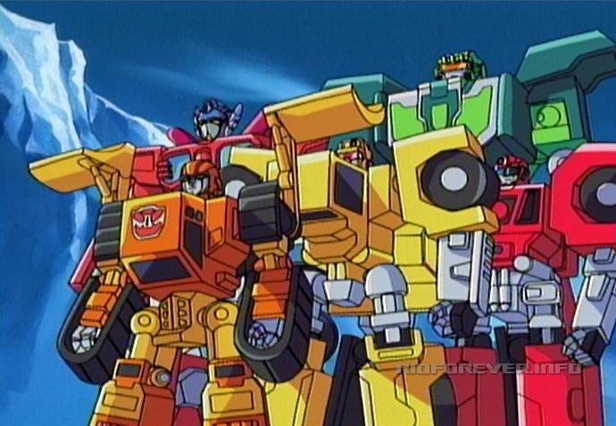 Autobot Team Shots 090