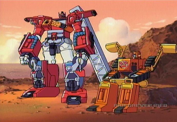 Autobot Team Shots 104