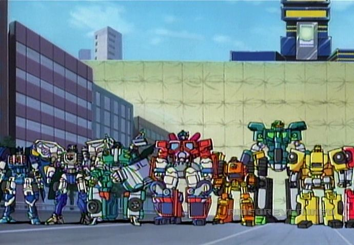 Autobot Team Shots 175