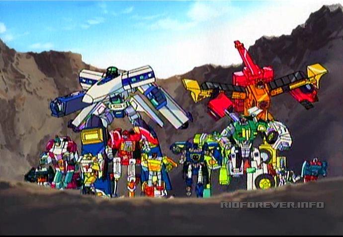 Autobot Team Shots 205