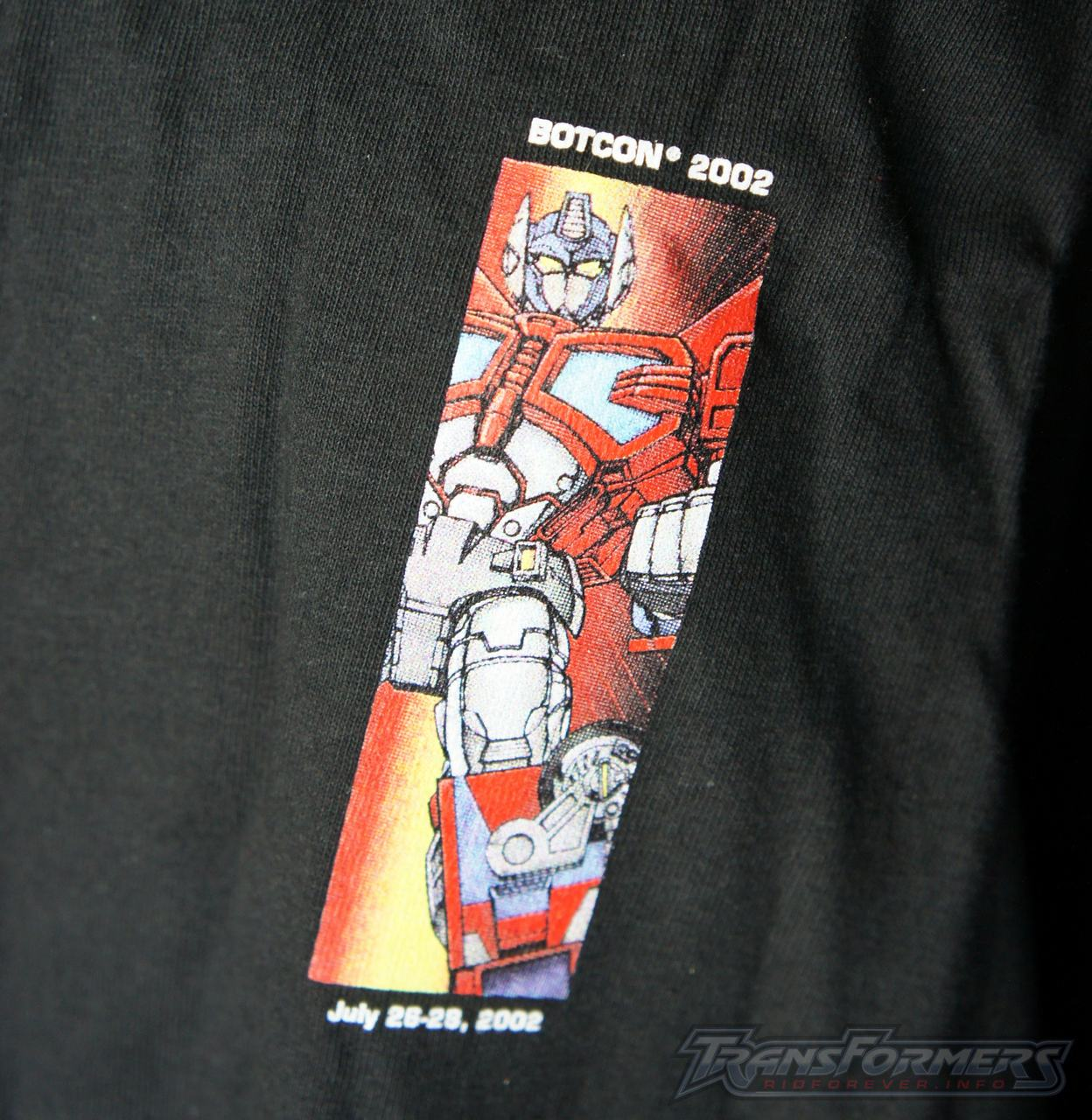 Botcon 2002 Shirt 002