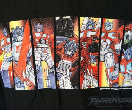 Botcon 2002 T-Shirt