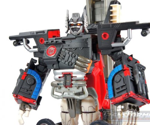 Black Optimus Prime by ???