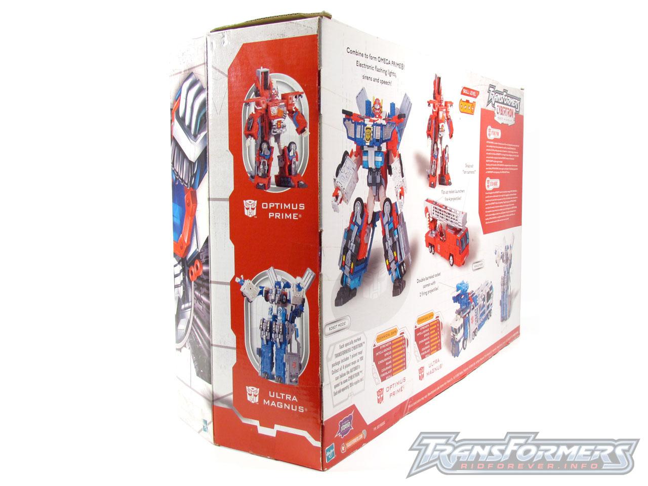 Cybertron Omega Prime 003