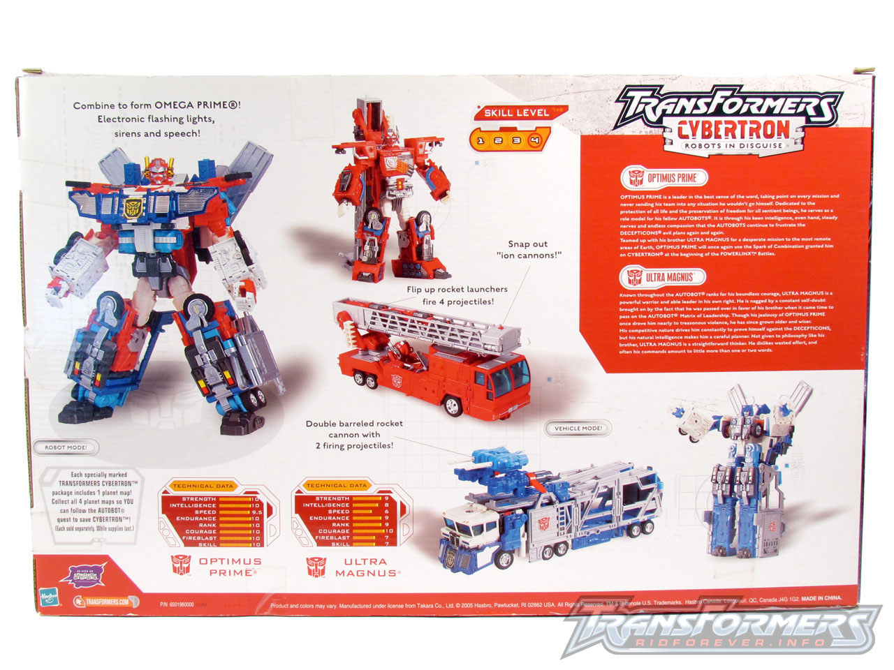 Cybertron Omega Prime 004